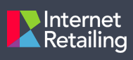 Logo of Internet Retailing website.