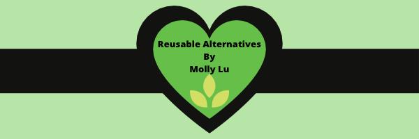 Logo of seller Reusable Alternatives By Molly Lu