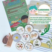 Gardening Story Tokens