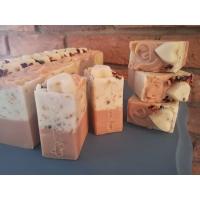 Calendula Rose Soap