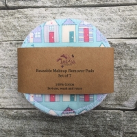 Reusable Makeup Remover Pads - Beach Huts
