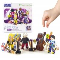 Artist & Performers Playset