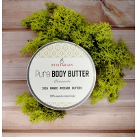 Whipped Body Butter with Chamomile