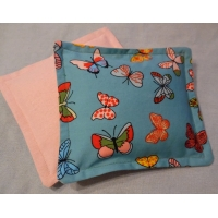 Plastic Free Unsponge Cloth - Butterflies
