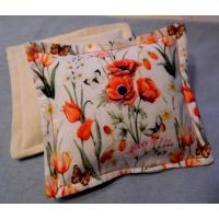 Plastic Free Unsponge Cloth - Flowers