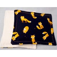 Plastic Free Unsponge Cloth - Navy Fox
