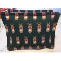 Green Plastic Free Unsponge Cloth - Rudolph the Reindeer