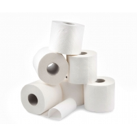 100% Recycled toilet roll x36