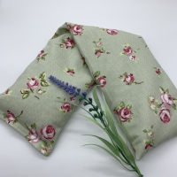 Lavender Wheat Wraps Rose Buds