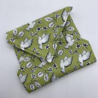 Reusable Sandwich Wrap - Dove Green