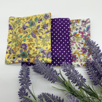 Set of 3  French Lavender Sachets