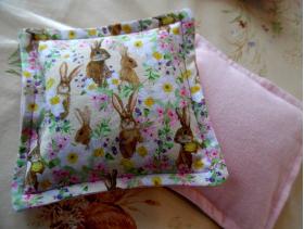 Plastic Free Unsponge Cloth - Bunnies