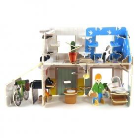 Eco House Playset
