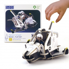 Space Ranger Spaceship Playset