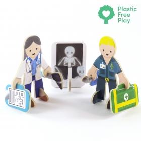 Doctor & Nurse Playset