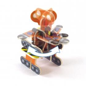 Astronaut & Robots Playset