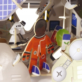 Spacestation Playset