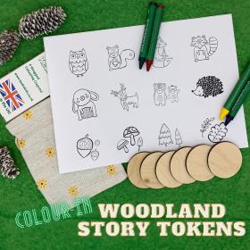 Woodland Adventure Activity Pack