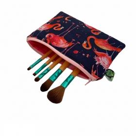 Reusable Makeup Wipes and Matching Makeup Bag