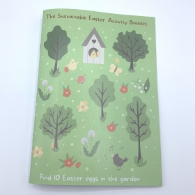 Easter Activity Booklet - Eco Friendly