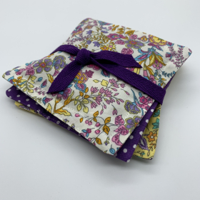 Set of 3 French Lavender Sachets