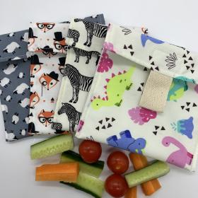 Reusable Snack Bag - Sheep