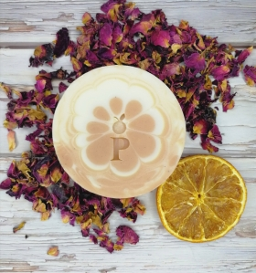 Rose Geranium, Lavender & Neroli soap