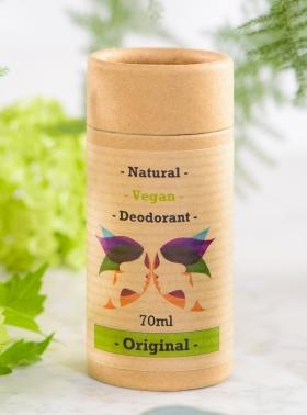 Natural Vegan Deodorant